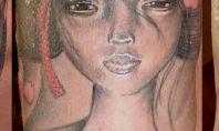 Skin Nerd Tattoo