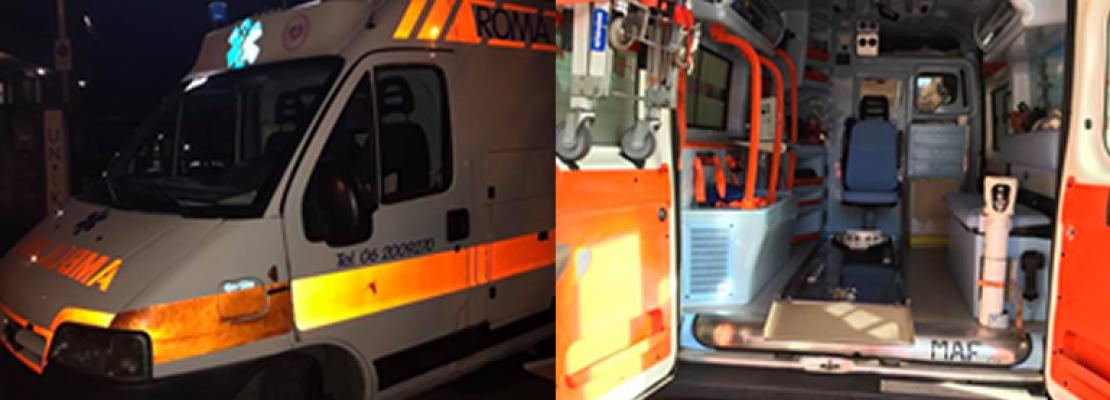 Ambulanze Private Castelli Romani