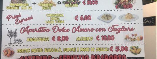 Bar Dolce Amaro